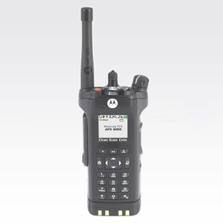 Motorola APX Radio Upgrade, Rollout and Use Information