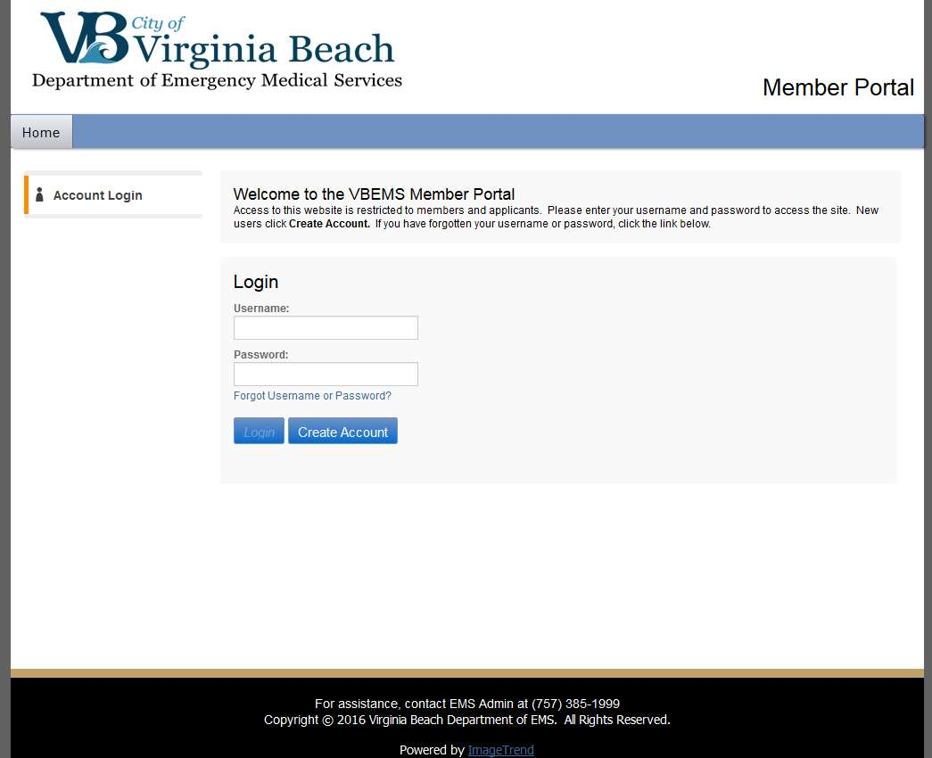 How To Verify Your Information In The New Member Portal Vbems